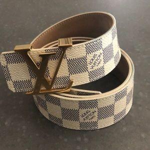 Louis Vuitton LV Initiales 40MM Belt